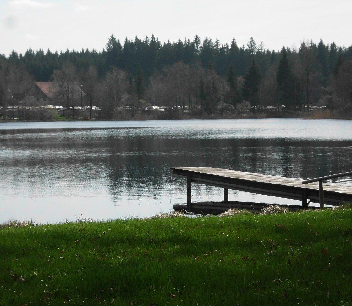 Natursee Moorbad